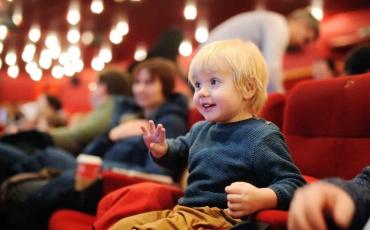 Teatro corporeo e di ombre per bambini dai 3 ai 5 anni